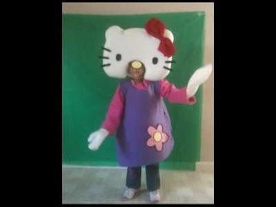 Best Homemade Hello Kitty Costume