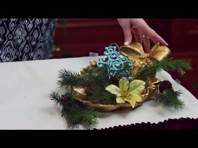 Christmas Decorating Ideas on a Budget : Decorating for Christmas