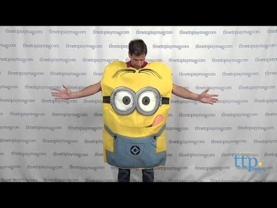 Despicable Me 2 Minion Dave Adult Costume from Rubie's