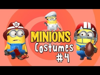 Despicable Me 2 - Minions Costume Party Part 4 - mini movies !!!
