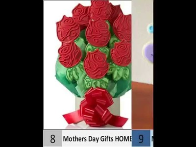 Easy and Cute Homemade Mothers Day Gifts