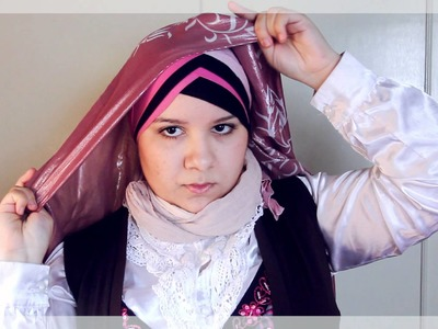 """Eid Special: Hijab Style Tutorial: """"Haifa"""" [HD]"""