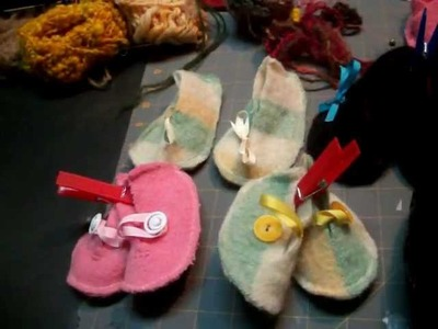 Felting-projects part 2