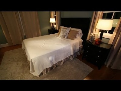 How to Design Master Bedrooms : Interior Design 101