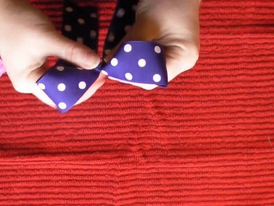 How to make a cheer hairbow