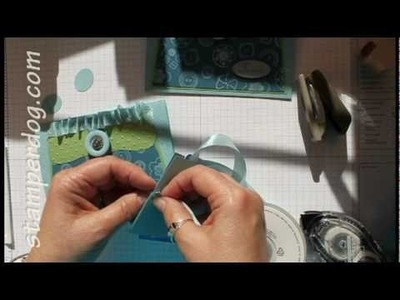 How to Make a Purse Gift Card Holder with Stampin' Up!