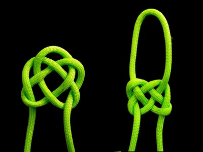 How to tie Celtic Square knot