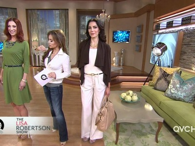 Lisa Robertson: How to Wear Neutrals & Color