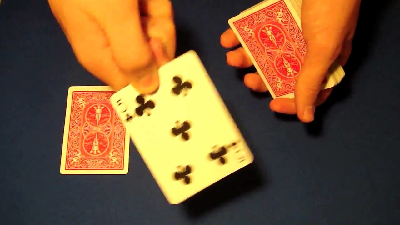 Magic Tricks Revealed: Card Switch