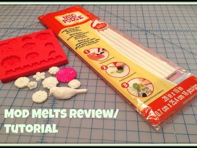 Mod Melts Review.Tutorial