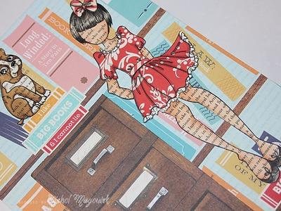 Paper Doll Art Journal | September 2014