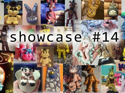 Polymer Clay Artists Showcase #14