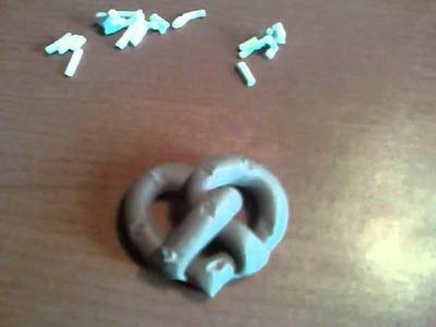 Polymer Clay-Pretzel Tutorial