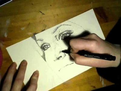 Tarja Dots Drawing (speed up)