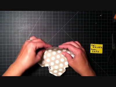 Treat Packaging w. Envelope Punch Board -Stampin' Up!