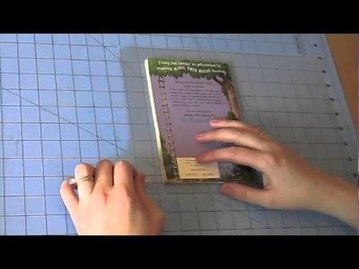 Tutorial 2 - Contact Paper on Paperbacks.m4v