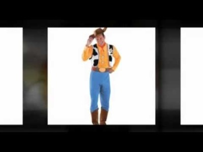 Woody Costume - Toy Story Woody Costumes
