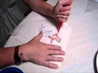 Cake Decorating Tip - How To Transfer A Picture