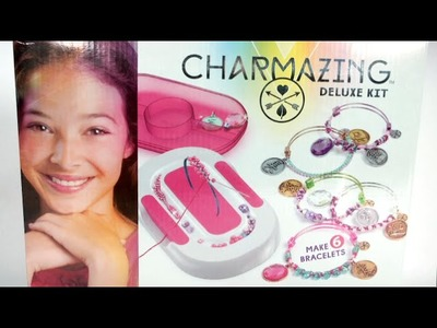 Charmazing Deluxe Kit from Wooky Entertainment