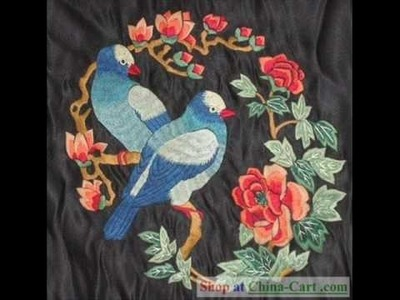 Chinese Embroidery Embroideres Traditional