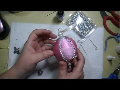 Day 3 of 10 Days of Christmas Ornaments with Cynthialoowho♥