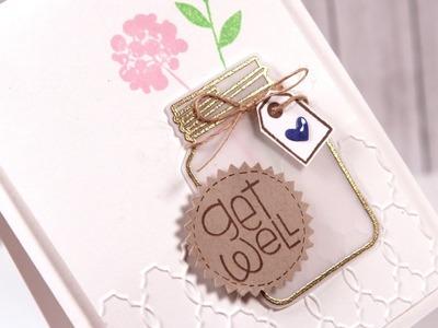 Get Well - Make a Card Monday #234