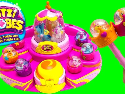 Glitzi Globes Mega Dome Maker Showcase Carousel Glitzi Playset Showcase How To Make 4 Glitter Globes