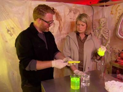 Halloween Secrets from Martha Stewart's Mad Scientist Dr. Figgy ⎢Martha Stewart