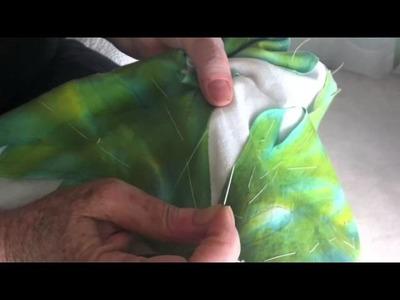 Hawaiian Needle Turn Applique