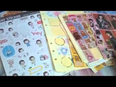 How to decorate your diary. planner [2]