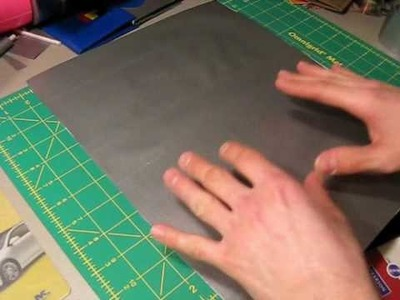 How to make a Duct tape backpack Part 1
