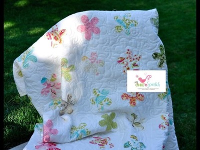 How to make a Flower Quilt Part One