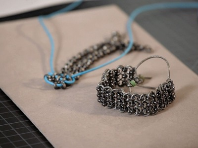 How to Make a Metal Rolo Chain | Making Jewelry