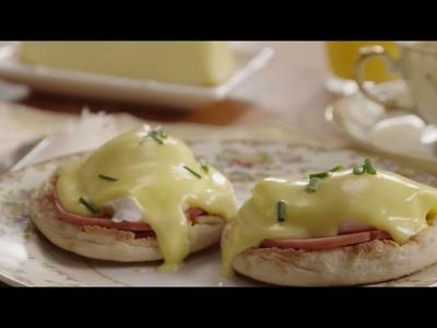 How to Make Eggs Benedict - Eggs Benedict Recipe