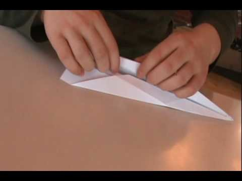 How to make the best paper airplane in the world