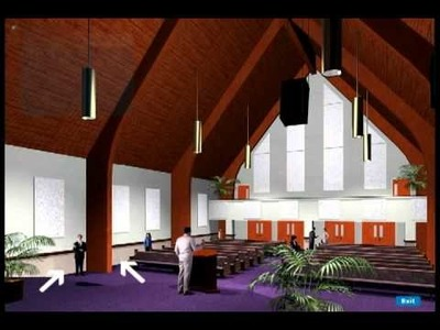 How to: Soundproofing and noise control in churches, sanctuaries and houses of worship