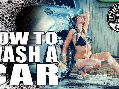 How To Wash A Car - Chemical Guys Hybrid V7 High Gloss Car Wash Soap
