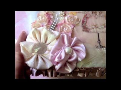 KarlaS001 - Marie Antoinette Altered Box