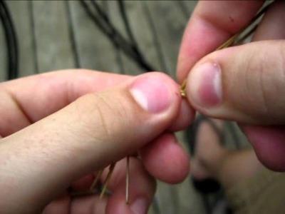 Make Cord Out Of Natural Materials