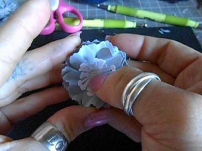 Paper Flower Tutorial :-)
