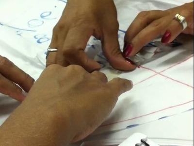 Patronaje - Blusa con Almilla - Pattern Making - Blouse With Yoke