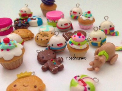 Polymer Clay Charm Update #28