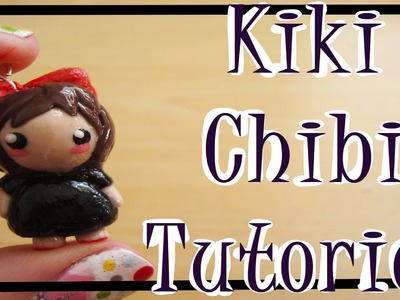 Polymer Clay Tutorial: How to Make Kiki Chibi from Kiki's Delivery Service
