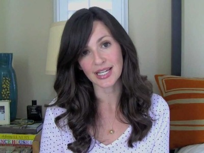 Soft, Loose Waves - Clipless vs. Clamp Curling Iron Tutorial