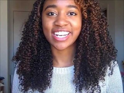 Stretching Natural Hair Without Heat In 10 Minutes