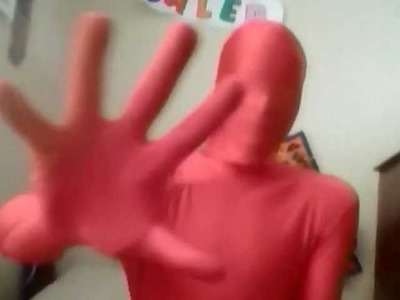 5 Things to do in a Morphsuit!