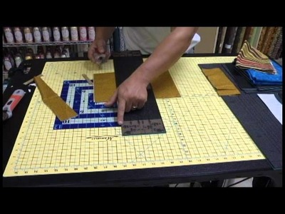 Dave's Ultimate Quilting Video Part 2: Rulers