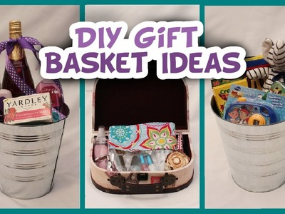 Easter Basket and Gift Basket Ideas - Whitney Sews