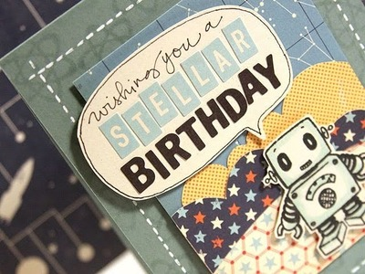 Finally Friday - Stellar Birthday