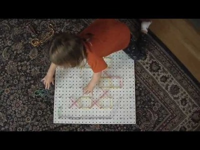 How to Build a Geoboard With Your Kids - DadLabs Video